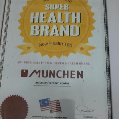 xuất xứ bếp từ Munchen