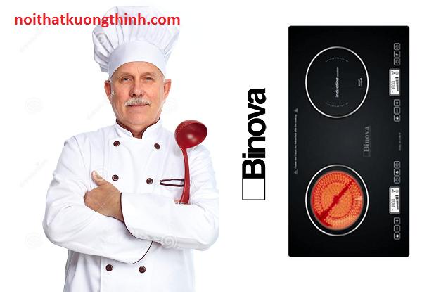 5 điều cần chú ý khi mua Bếp điện từ Binova