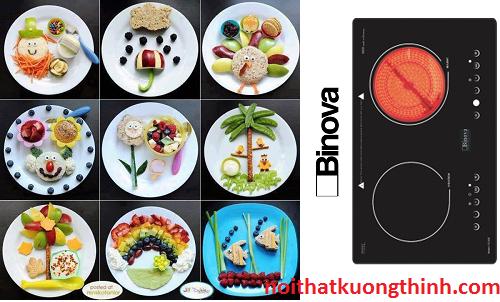 Bếp điện từ Binova xu hướng mới