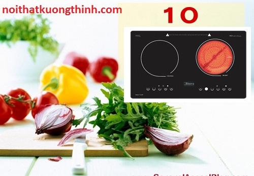 Bếp điện từ Binova siêu phẩm sáng giá năm 2015