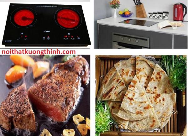 Bếp điện từ Canzy tuyệt tác của thiết kế