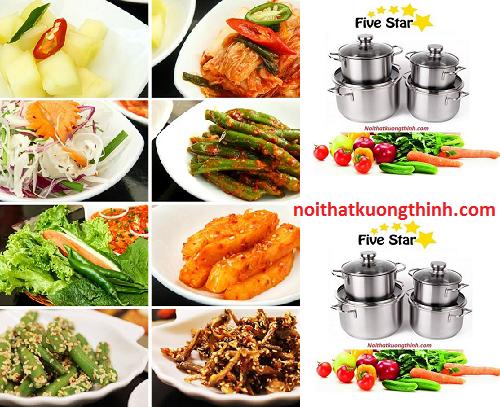Nồi bếp từ Fivestar 4 chiếc niềm tự hào của người tiêu dùng Việt