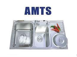 Chậu rửa bát AMTS 9848HR: Lựa chọn số 1 của các gia đình hiện đại