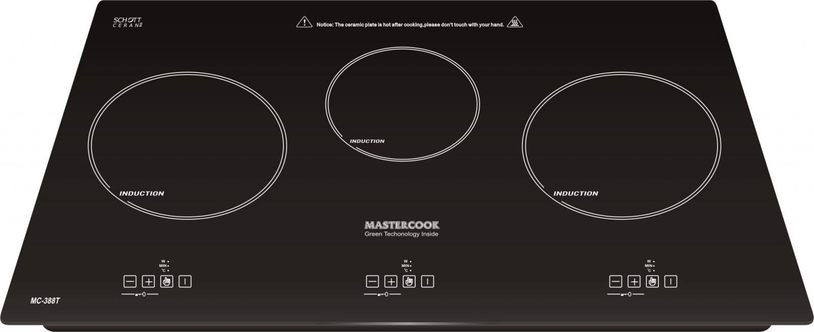 Bếp từ Mastercook MC 388T