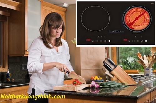 Bếp điện từ Binova  sản phẩm mới tiêu chuẩn mới đẳng cấp vượt trội