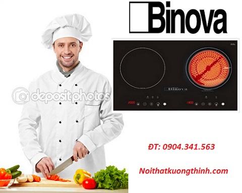 Giải mã cơn sốt mang tên bếp điện từ Binova