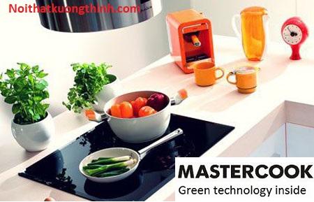 Với bếp điện từ Mastercook nấu ăn còn là một nghệ thuật