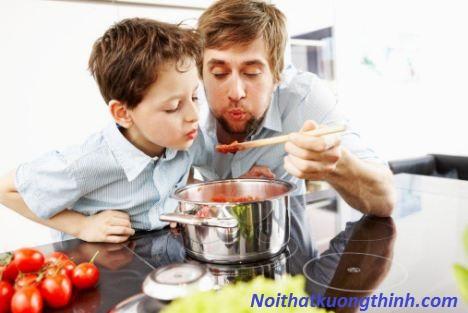 Những lý do bạn nên chọn bếp điện từ Mastercook để nấu ăn