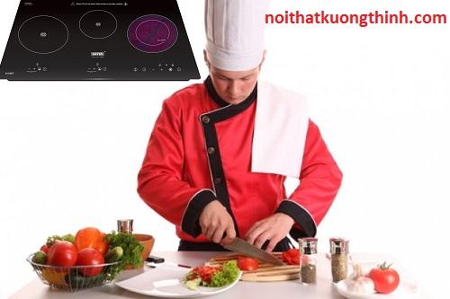 Bếp điện từ lựa chọn hoàn hảo cho không gian bếp