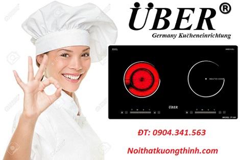 Bếp điện từ Uber 2V866 niềm tự hào của Uber