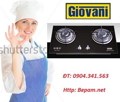 Tăng vẻ hiện đại cho căn bếp bằng bếp ga Giovani