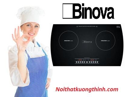 Bếp từ Binova hoàn hảo đến từng chi tiết