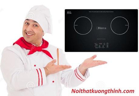 Chất lượng bếp từ Binova BI 217Induction có tốt không?