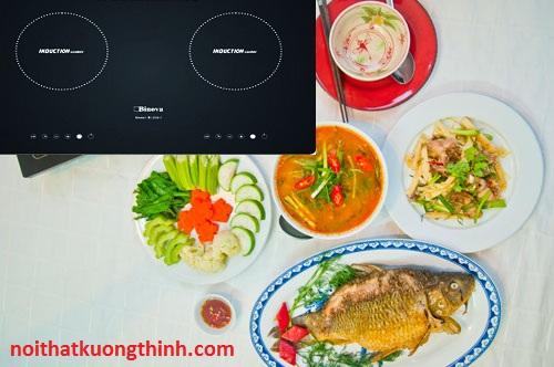 Bếp từ Binova bền mãi với thời gian