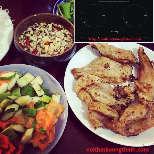 Bếp từ Canzy tích hợp những tính năng siêu Việt