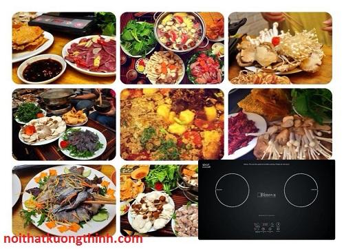 Bếp từ Binova bước đột phá thành công