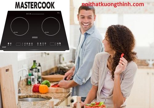 Bếp từ Mastercook sự lựa chọn thông minh