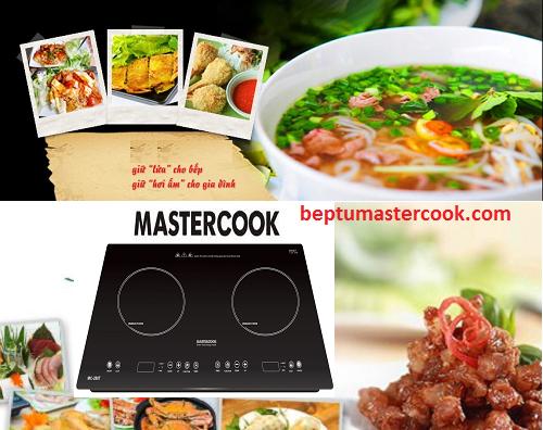 Bếp từ Mastercook thiết bị nhà bếp hàng đầu tại Hàn Quốc