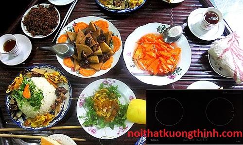 Bếp từ Taka sở hữu nhiều điểm mạnh tạo nên sự cá tính