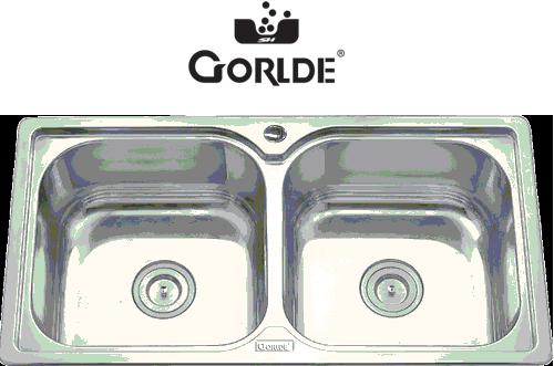 Sử dụng chậu rửa bát Gorlde có hiệu quả không?