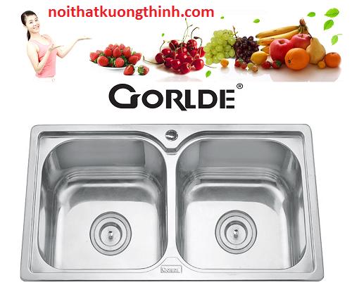 Chậu rửa bát Gorlde sự lựa chọn tối ưu