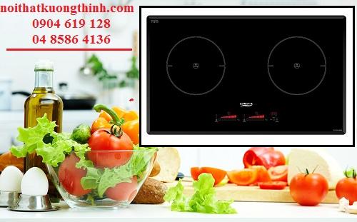 Đánh giá những tính năng thông minh của bếp từ Chefs