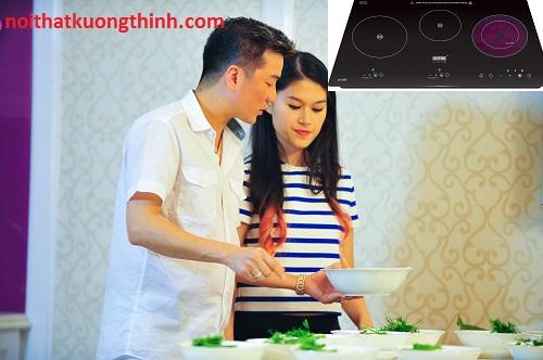 Điểm danh các tính năng của bếp điện từ