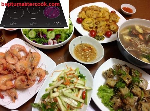 Khám phá ưu điểm điển hình của bếp điện từ