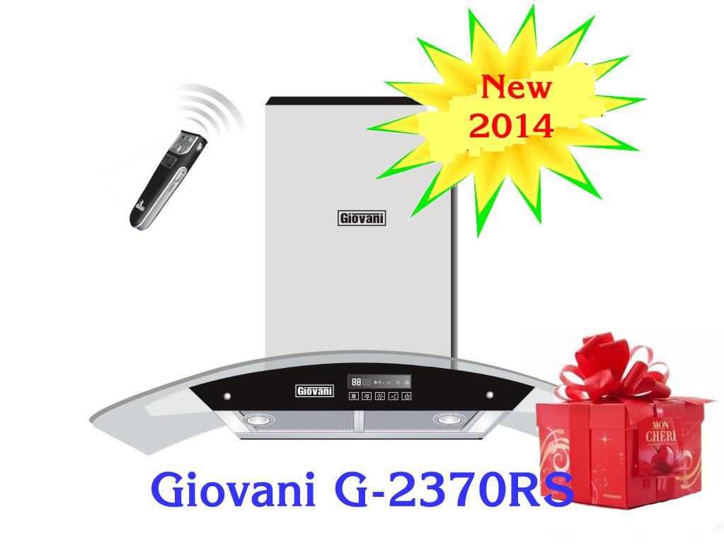 máy hút mùi Giovani G-2370RS