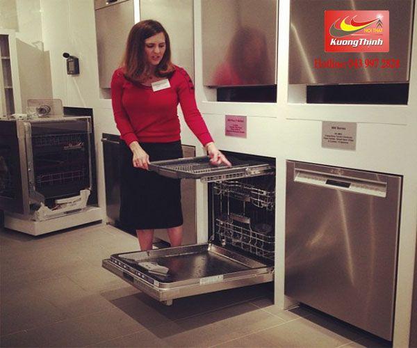 Vì sao máy rửa bát Giovani được khách hàng ưa chuộng?