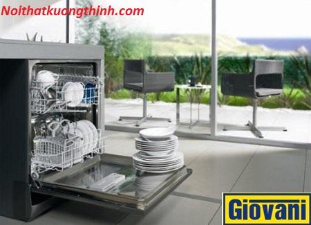 Máy rửa bát Giovani DGW F361D và những lưu ý trong quá trình sử dụng để máy lâu bền hơn