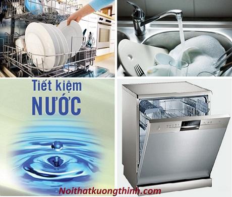 Những lý do bạn nên sử dụng máy rửa bát Giovani