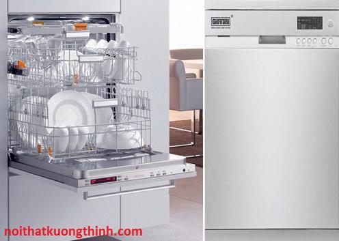Máy rửa bát Giovani thiết bị được ưu chuộng nhất hiện nay