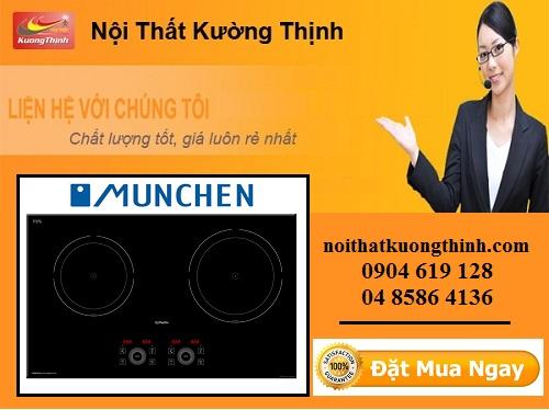 Những tính năng ưu Việt của bếp từ Munchen