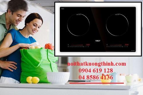 Sử dụng bếp từ Chefs có tiết kiệm điện không?