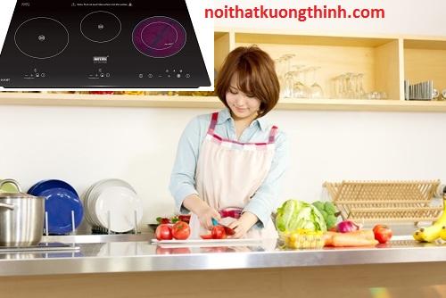Tại sao nên sử dụng bếp điện từ khi nấu ăn?