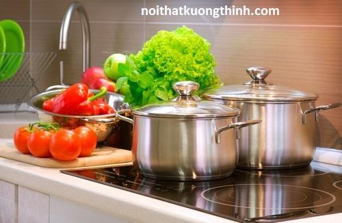Vai trò của bếp điện từ trong căn bếp