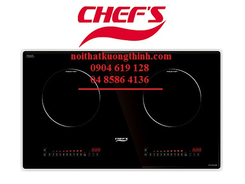 Xuất xứ của bếp từ Chefs ở đâu?